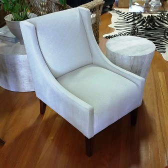 Spring Fabric Chair