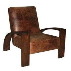 Jackie Leather Chair