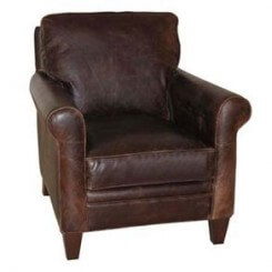 Phaidon Leather Chair