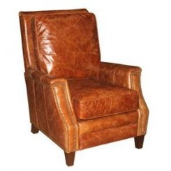 Preston Leather Recliner
