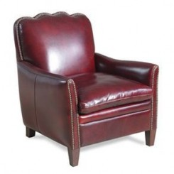 Channing Leather Chair