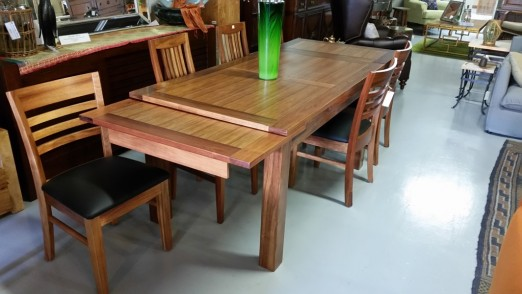 Vienna Extension Dining Table