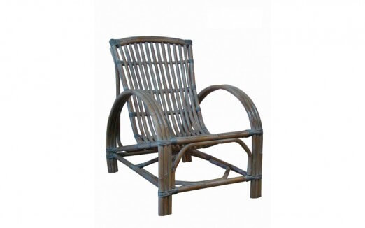Longreach Chair in white wash