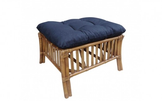 Indiana Foot Stool – Natural