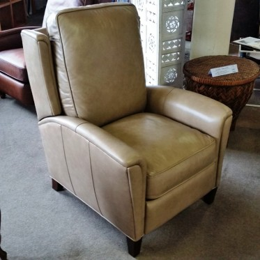Dallas Leather Recliner