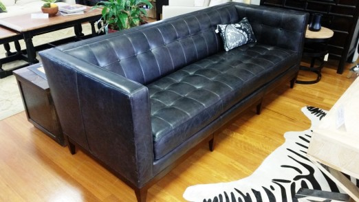 Medina Leather Sofa
