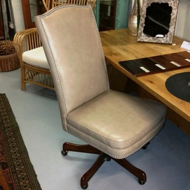 Hobart Leather Desk Chair EPN1002