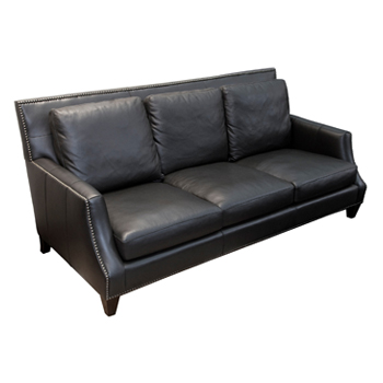 Domain Leather Sofa