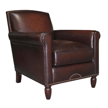 Marquis Leather Chair