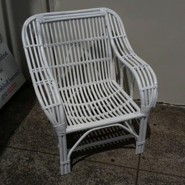 Atrium White Chair