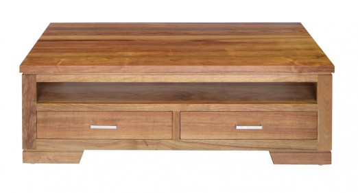 Vienna 2 Drawers Coffee Table
