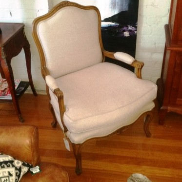 Louis Bergere Chair