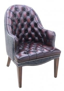 Tustin Chair – Leather SED7601 – Fabric