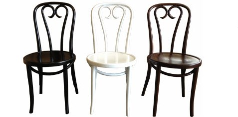 Bentwood Heart dining Chair