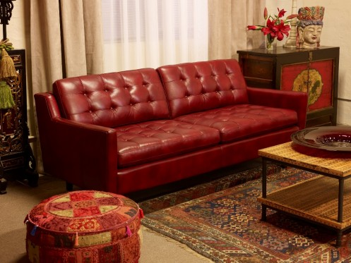 Bowen Leather Sofa