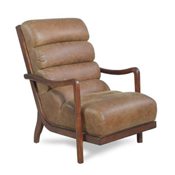 Hoffman Leather Chair