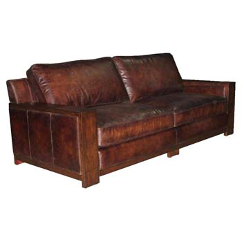 Lynwood Leather Sofa
