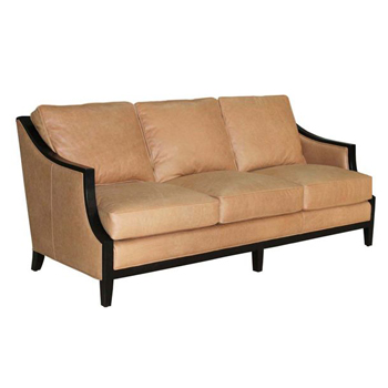 Ftizgerald Leather Sofa
