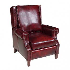 Fitz Leather Recliner