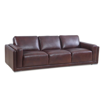 Boulevard Leather Sofa