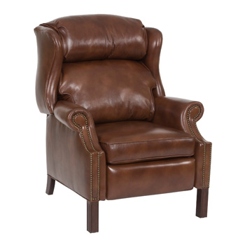 Pouche Leather Recliner
