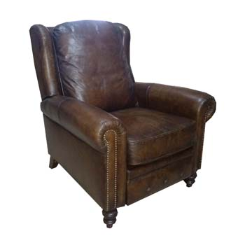Matilda Leather Recliner