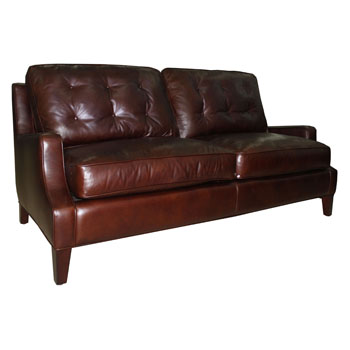 Tanya Leather Sofa