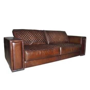Irvine Leather Sofa