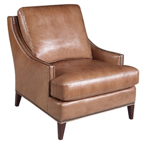 Amanda Leather Chair