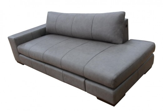 Saratoga Leather Sofa