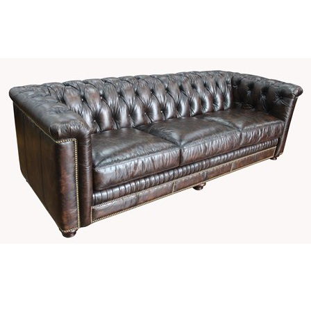 Cassini Leather Sofa