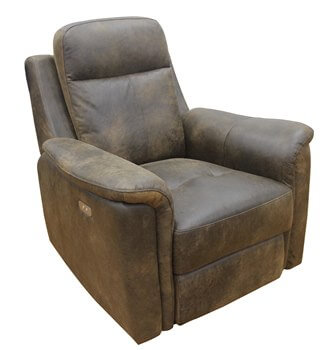 Nile Power Recliner with Battery Pack
