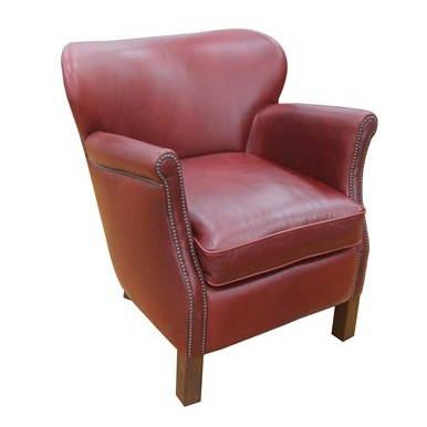 Higgins Leather Chair