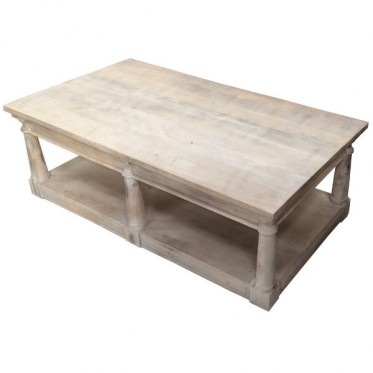 IONIC RECTANGULAR COFFEE TABLE