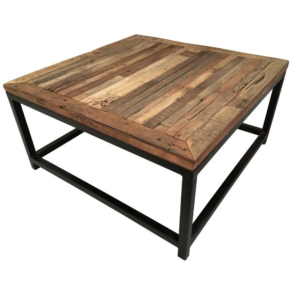 PBT SQUARE COFFEE TABLE